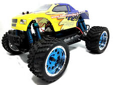 AUTO ELETTRICA BRUSHLESS RADIOCOMADATA 2.4GHZ MONSTER TRUCK 1:16 4WD RTR HIMOTO