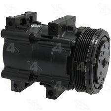 Factory Air 57141 Remanufactured Compressor And Clutch