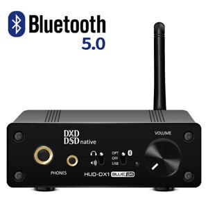 AUDINST HUD-DX1 Blue24 / USB DAC Bluetooth 5.0 DSD DXD Sound Card Asynchronous