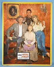 1963 The Beverly Hillbillies TV Frame Tray Puzzle Choice Photo Portrait Jaymar