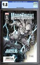 Moon Knight #1 - McNiven, Main CGC 9.8 - Presale