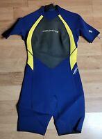 Neil Pryde Woman's 2000 series 2/2mm Shorty Size 12 Wet Suit multisport