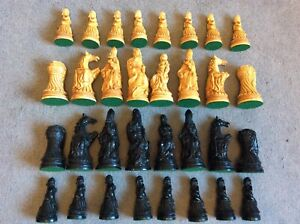 Large King Louis XIV And The Court Of Versailles Chess Set, See Description