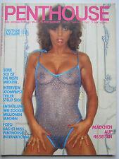 Penthouse (D) 11/1982, Corinne Alphen, Edward Teller, Donna Summer