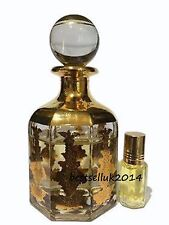 Mukhallat Bint sumal da Haramain piccante muschiato Al ambery Woody PROFUMO 36ml OLIO