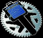 KX 125 250 500 KXF 250 450 (1983-2012) Alloy Rear Sprocket 51 Tooth