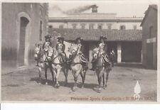 A1816) ROMA, PIEMONTE REALE CAVALLERIA, CAROSELLO STORICO DEL 21/3/1913.