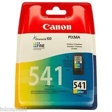 CANON MG3150, MG 3150 CL-541, CL541 ORIGINAL OEM Colore Cartuccia a getto d'inchiostro