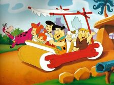 Flintstones Edible Party Cake Image Topper Frosting Icing Sheet