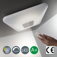 LED Decken-Leuchte dimmbar Schlafzimmer-Lampe Farbwechsel Wohnzimmer Panel flach