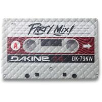 Dakine Cassette Snowboard Stomp Pad NEW Party Mix Mixtape