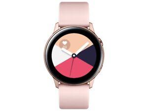 Samsung SM-R500 Galaxy Watch Active (40mm) Bluetooth Rose Gold Pristine