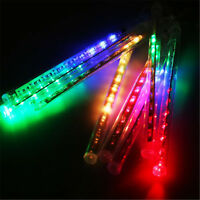 8 Meteor Shower Falling Star/Rain Drop/Icicle Snow LED Xmas Tree String Light 20