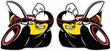 """Scat Pack Decals Right & Left 2.5"""" Each"""