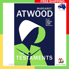 The Testaments Sequel To The Handmaid's Tale Hardcover Book Margaret Atwood NEW