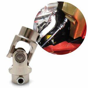 Street Rod 3/4 DD x Ford Triangle Set Screw Style U Joint steering shaft