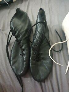 Tanzstiefel schwarz Gardestiefel Bregarda 42
