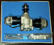 OS Ft-120 Gemini model airplane 4 stroke engine