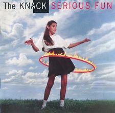 The Knack/Doug Fieger-Serious Fun CD1991 Charisma