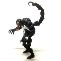 "VENOM with tail Marvel Legends Classic Spider-man 6"" Hasbro Figure movies toy"