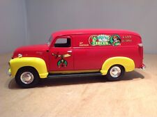 SHRINE CIRCUS DIE CAST 1949 CHEVY PANEL TRUCK by FIRST GEAR 1:34 SCALE