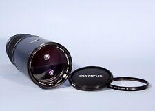 Olympus OM Zuiko MC Auto-T 400 mm f/6.3 FOCALE FISSA + VALIGETTA * LEGGI INSERZIONE