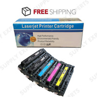 4pk 118 Black/&Color Toner Cartridge for CANON Set MF8350Cdn