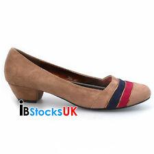 Block Mid Heel (1.5-3 in.) Court Shoes for Women