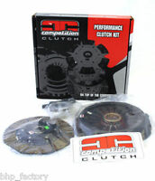 COMPETITION CLUTCH HONDA CIVIC EF CRX D SERIES D15 STAGE 2 270 BHP KIT Z2863