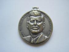 Medaille John Fitzgerald Kennedy,von E. Varisco,33mm, ca.18gr.   #1517