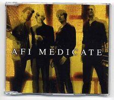 AFI Maxi-CD Medicate - EU 2-track promo AMEDCDP1 Davey Havok Nick 13 Tiger Army