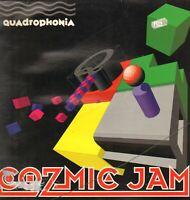 QUADROPHONIA – Cozmic Jam - Ars Productions – 468322 1 - 1991