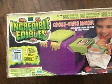 1994 Incredible Edibles Magic Maker Gross-Eries Toymax W/Box & Manual