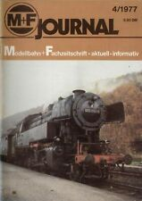 rivista M+F Journal Merker+Fischer 4/1977    bb