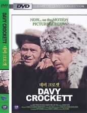 Davy Crockett: King of the Wild Frontier (1955) DVD NEW 2 Episodes *FAST SHIP*