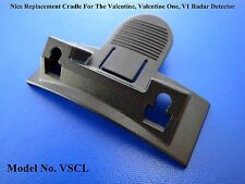 One Nice Replacement Plastic Cradle For The Valentine, V1 Radar Detector