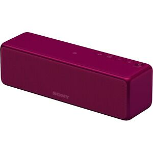 Sony Hi-Res Portable Wireless Speaker Pink SRSHG1