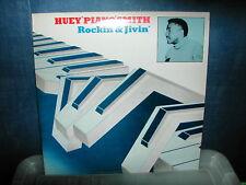 Huey 'Piano' Smith-Rockin & jivin LP 1981