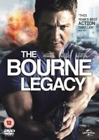 Nuevo Bourne Legado DVD