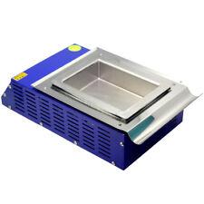 Lead-Free Titanium Alloy digital Solder Pot Soldering Desoldering Bath USA