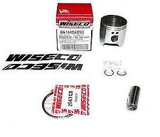 Kawasaki KX100 KX 100 1998 - 2013 52.50mm BORE Wiseco Piston Kit Also RM100