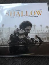 "Lady Gaga & Bradley Cooper ""Shallow : The Remixes"" Rare 14 Remix Promo Cd - New"