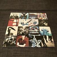 Very Rare FACTORY SEALED Uncensored,1st Press 1991 - U2 - Achtung Baby Vinyl LP