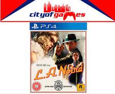 L.A. Noire LA Noire PS4 Game New & Sealed In Stock