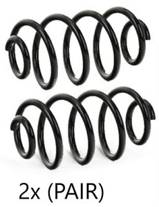 2X Coil Springs Rear FITS RENAULT CLIO 7700839337 8455287