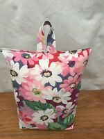 Handmade DoorStop Using Cath Kidston Painted Daisies PVC Fabric - FILLED NEW