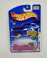 Hot Wheels 2002 First Editions Custom 59 Cadillac Purple Car 032 52907 E910 New