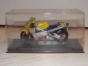 1/24 Valentino Rossi Honda NSR 500 2001 Diecast Model