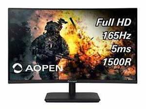 """by Acer 27HC5R Pbiipx 27"""" 1500R Curved 27-inch Full HD (1920 x 1080) 165Hz"""