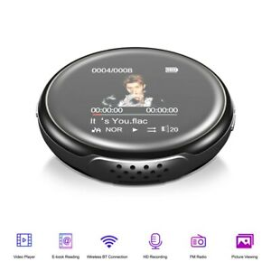 Portable Digital Bluetooth MP3 Music Player TFT Screen Recorder FM Radio TF A2U8